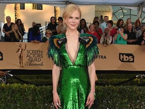 Aquaman Gaet Pemeran Black Manta dan Nicole Kidman