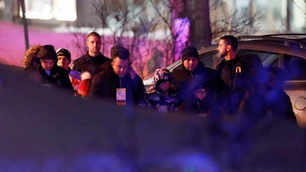 Penyerang Masjid Quebec Terinspirasi Aksi Anti-Imigran Trump