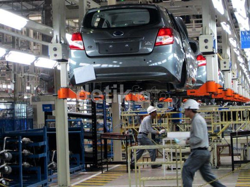 Nissan Bantah Tutup Pabrik di Purwakarta