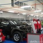 Fasilitas Bodi dan Cat Mitsubishi Habiskan Rp 20 Miliar