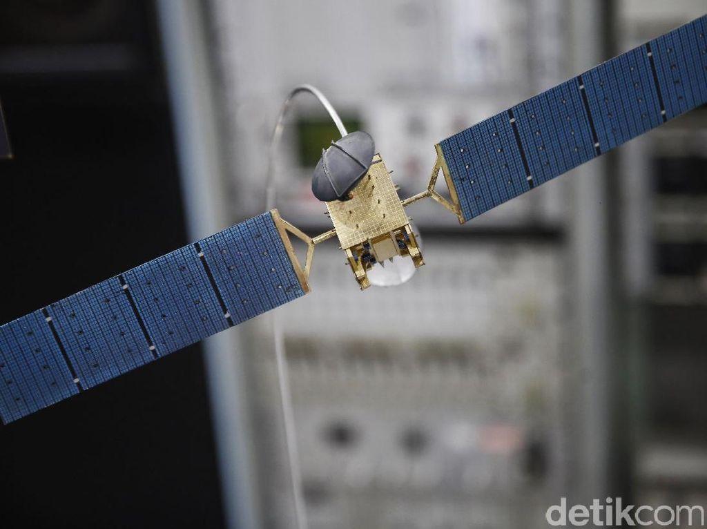 Ada Gangguan Satelit, Telkom Jamin Data Nasabah Perbankan Aman