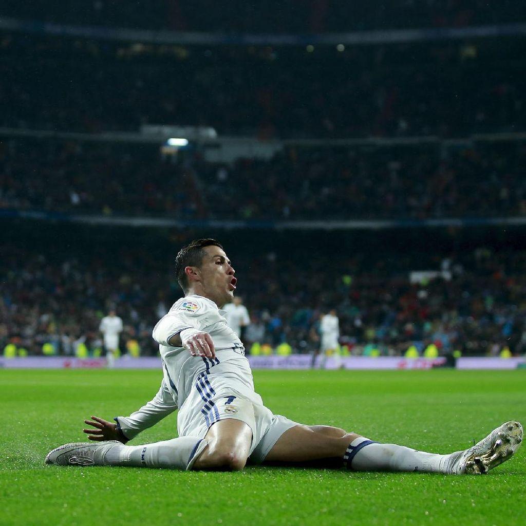 Ronaldo Musim Ini: Tak Cuma Tajam, tapi Juga (Masih) Rajin Bikin Assist