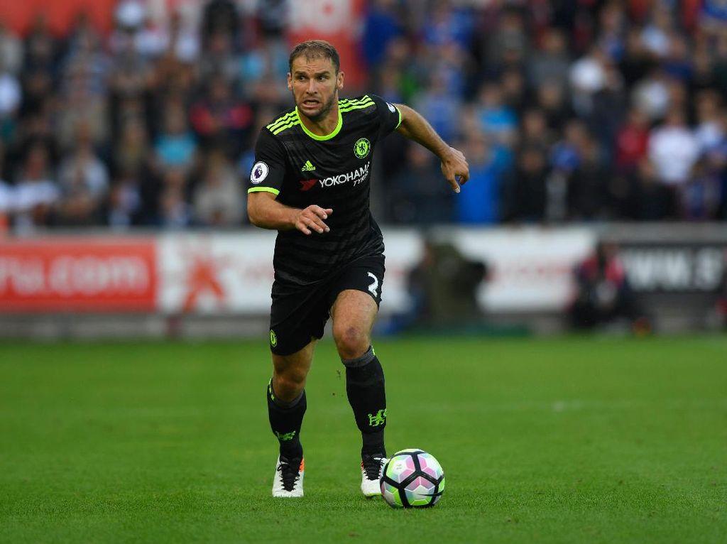 Tinggalkan Chelsea, Ivanovic Pindah ke Zenit
