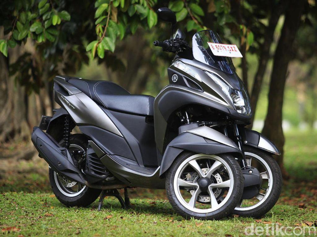 Yamaha Masih Semangat Kenalkan Motor Roda Tiga