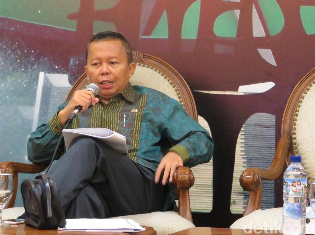 Rano Kalah Tipis, PPP Serahkan Tim Hukum Ajukan Gugatan ke MK
