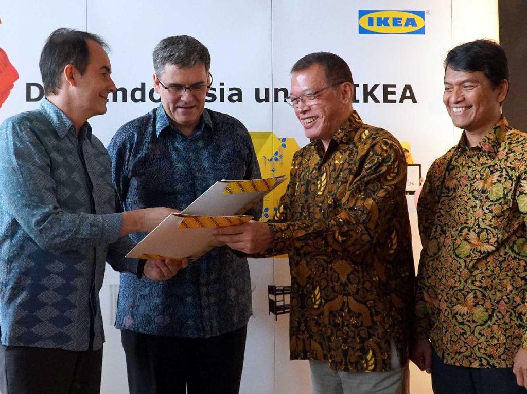 IKEA dan YDBA Jalin Kerja Sama