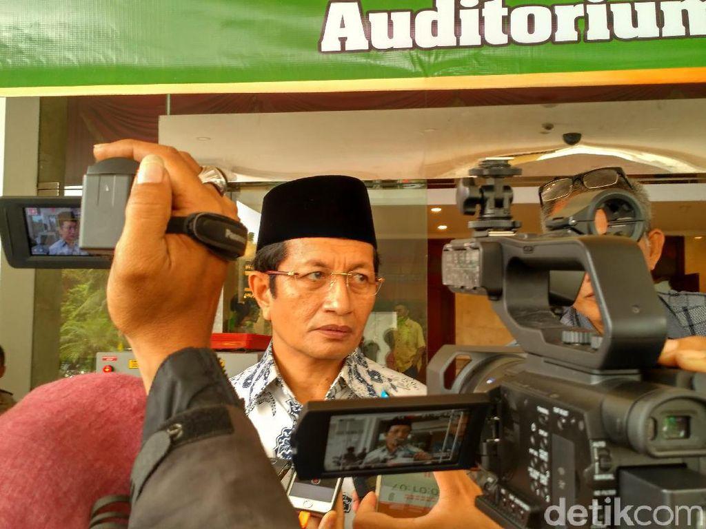Imam Besar Istiqlal: Hoax Mengaburkan Hati Nurani
