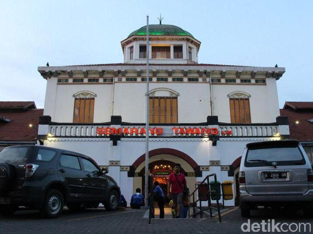 Pembatalan Jadwal KA dari Semarang Bertambah Lagi, Ini Daftarnya