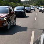 Mitsubishi Tengah Poles Outlander Sport
