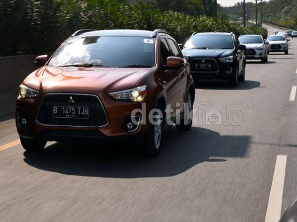 17.064 Outlander di Indonesia Kena Recall