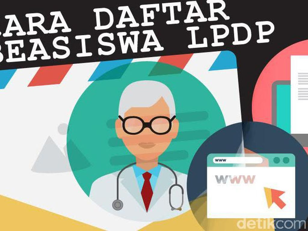 Beasiswa LPDP Besok Buka Pendaftaran, Catat Ini Persyaratannya