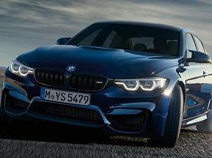 BMW M3 dan M4 Model Terbaru LCI Lahir di GIIAS 2017