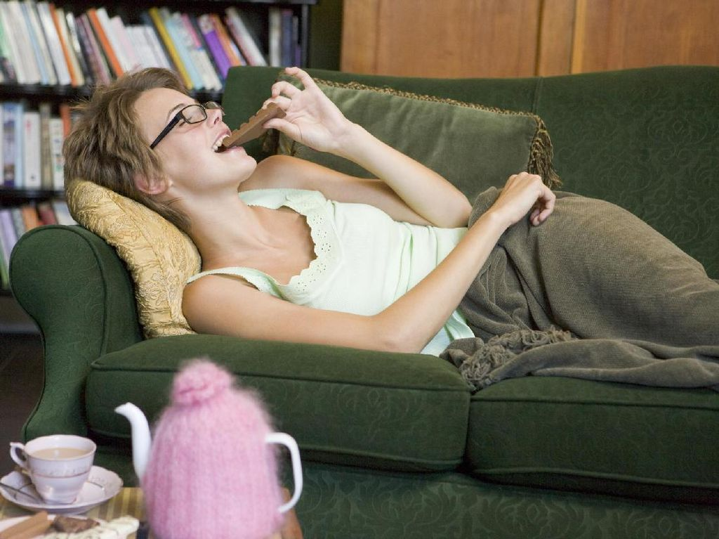 5 Makanan dan Minuman Ini Bisa Bantu Atasi Bad Mood