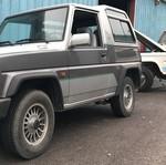 Daihatsu Rocky Bermesin Diesel BMW