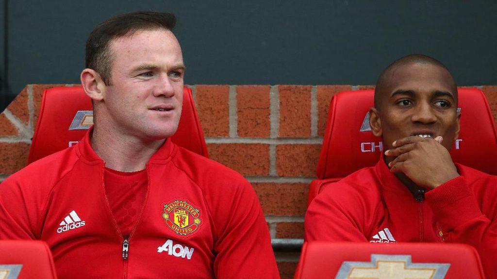 Mourinho: Tak Ada Jaminan Rooney Akan Bertahan di MU