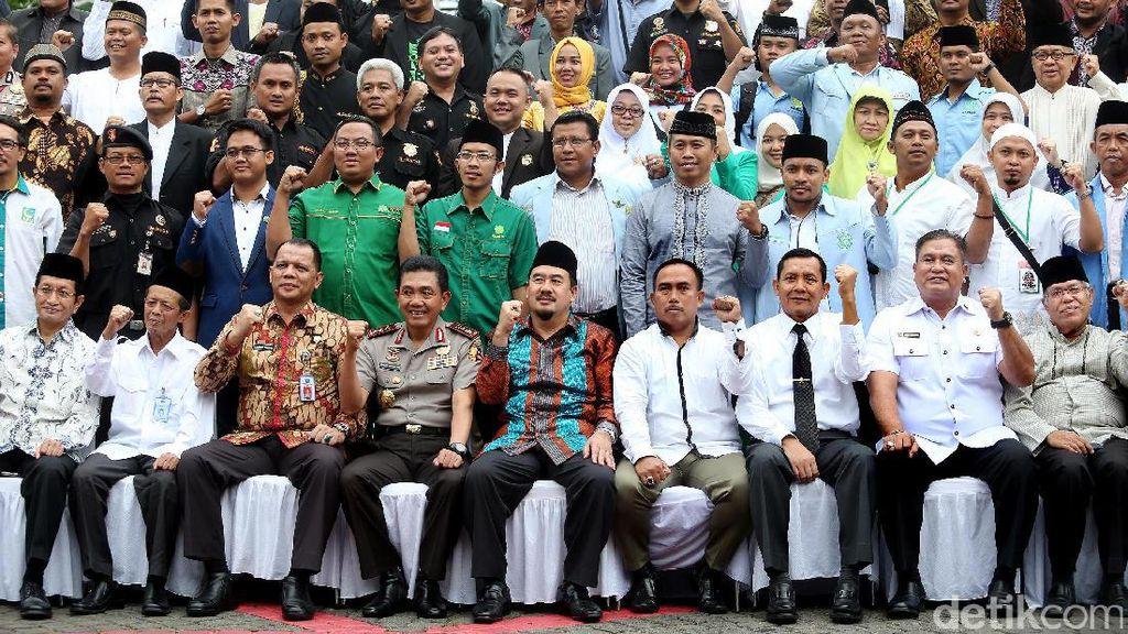 Polri Gelar Silaturahmi Dengan Ormas Islam