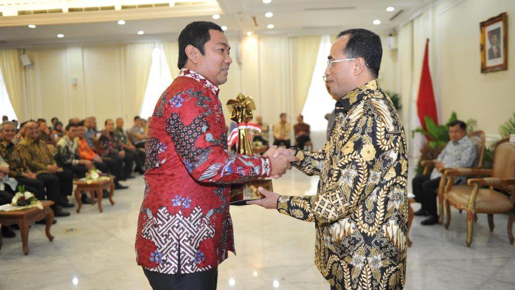 Kota Semarang Peroleh Wahana Tata Nugraha untuk Kedelapan Kalinya