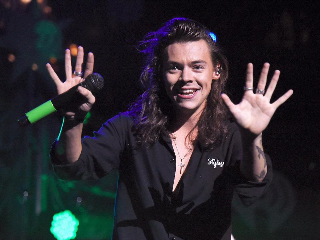 Kata Harry Styles Main di Film Perang Christopher Nolan