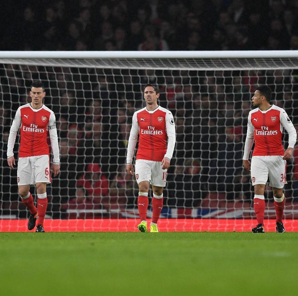 Lapangan Sutton Ancaman Utama Arsenal