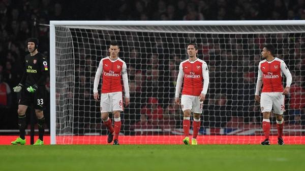 Mustafi: Jangat Telat Panas Lagi, Arsenal!