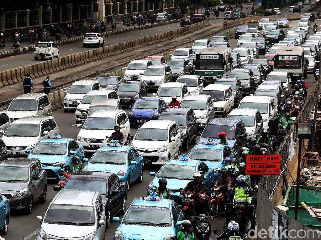 Tunggakan Pajak Kendaraan Bermotor di Jakarta Rp 1,6 Triliun