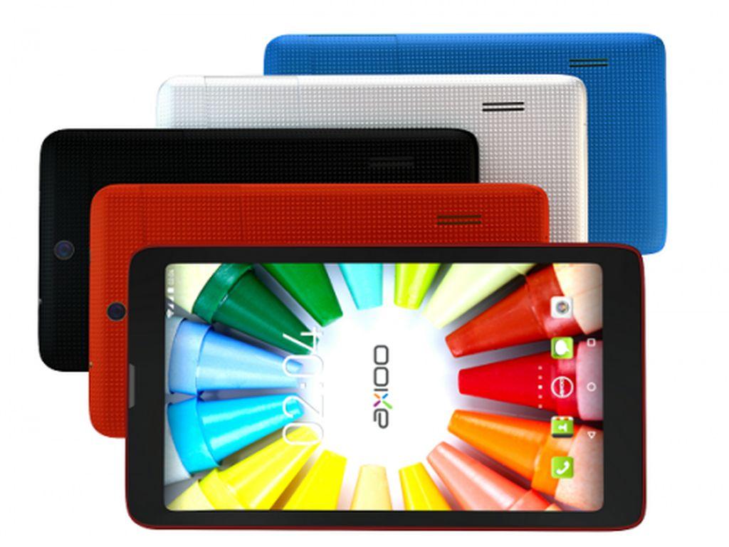 Tablet Murah Axioo S3+ Pamer Speaker Box