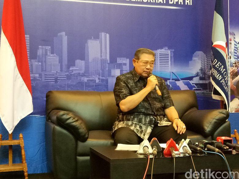 Merasa Disadap, SBY Minta Jokowi Beri Penjelasan