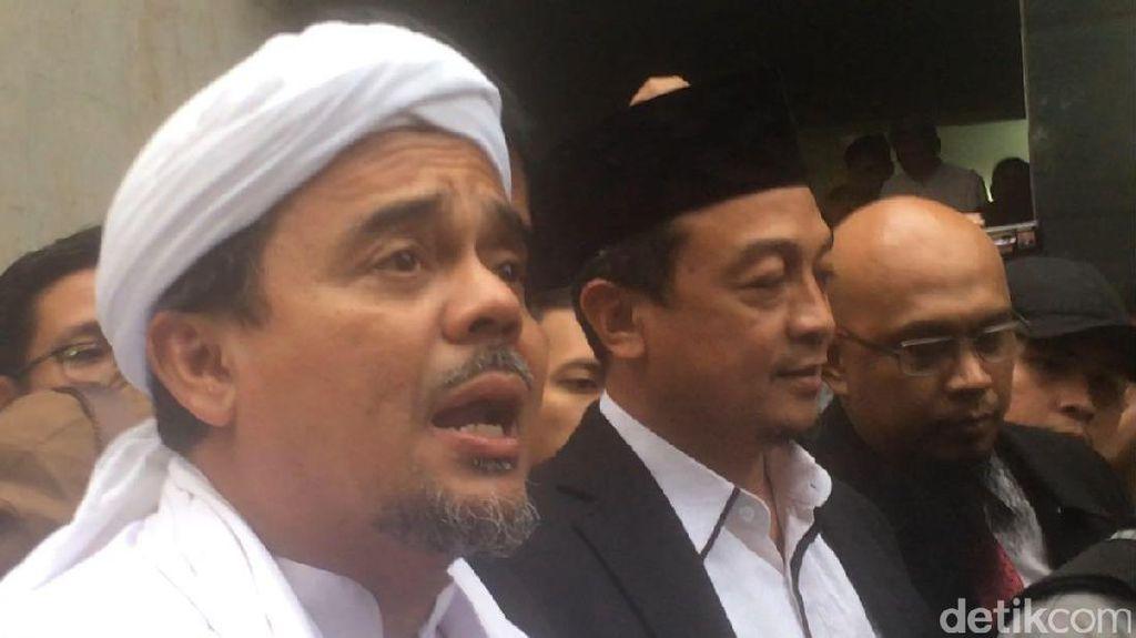 Tak Ikut Milad FPI, Habib Rizieq Persiapan Haji