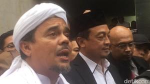 Pengacara Rizieq Minta Kasus Di-SP3, Polisi: Penyidikan Jalan Terus