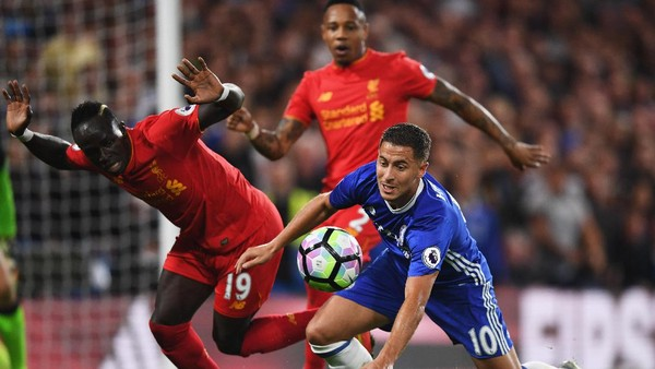 Live Report: Liverpool vs Chelsea