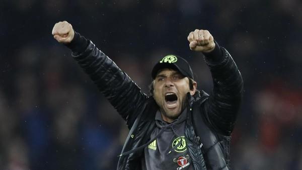 Conte Janjikan Chelsea Tetap Agresif di Paruh Kedua Musim