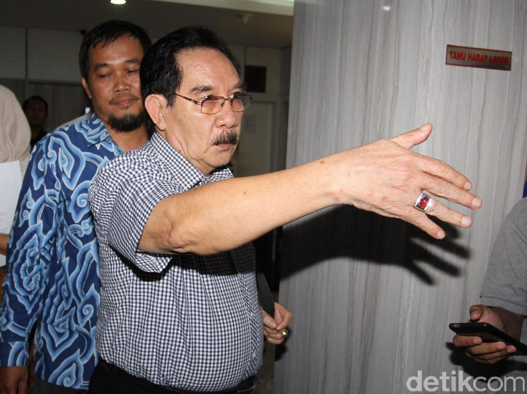 Antasari Azhar Usul APBD Dipasang di Baliho: Daripada Dipakai Caleg