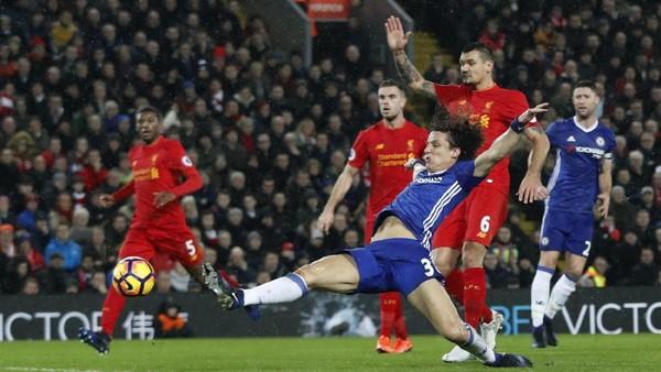 David Luiz: Chelsea Kurang Beruntung