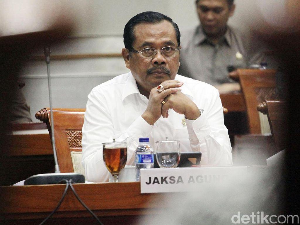 Jaksa Agung Tegaskan Kasus Hary Tanoe Tetap Jalan