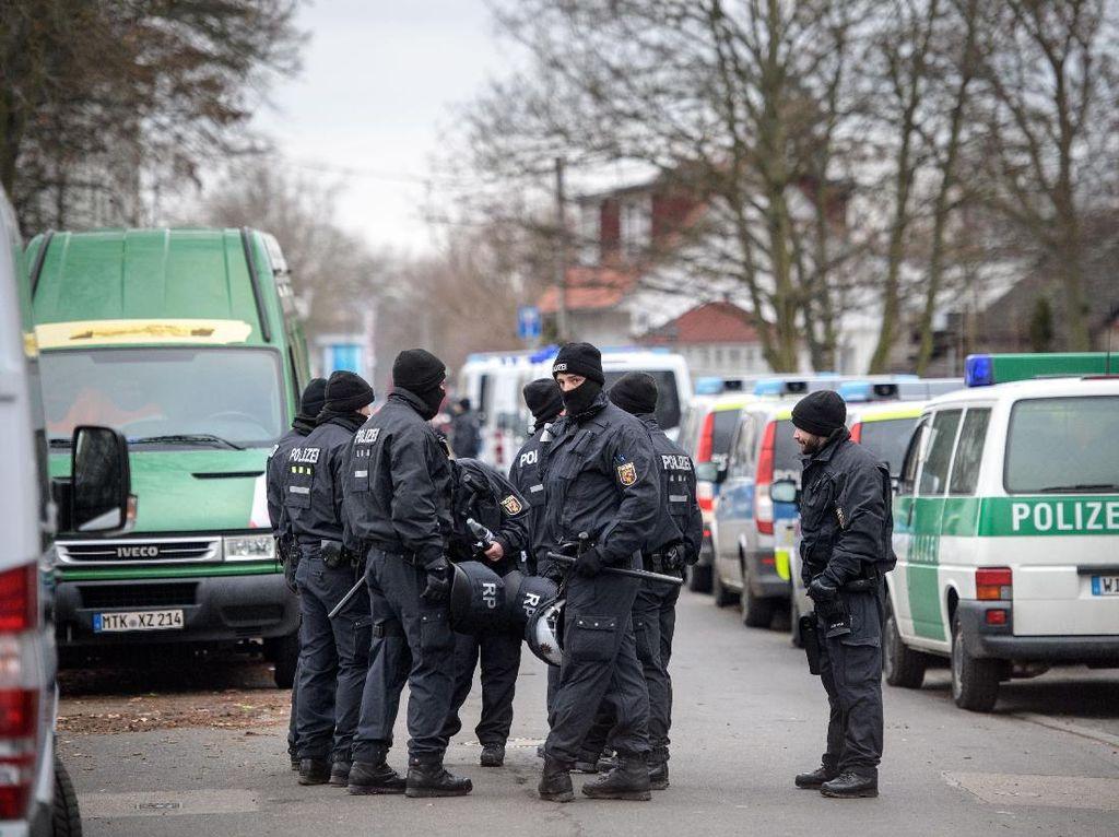 Kendarai Mobil, Warga Irak Tabrak 6 Pemotor di Berlin Jerman
