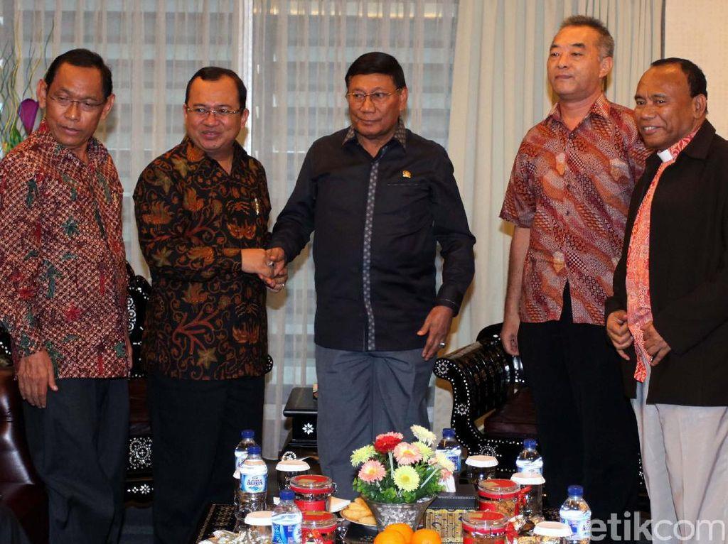 Sejumlah Tokoh Temui Wakil Ketua DPD
