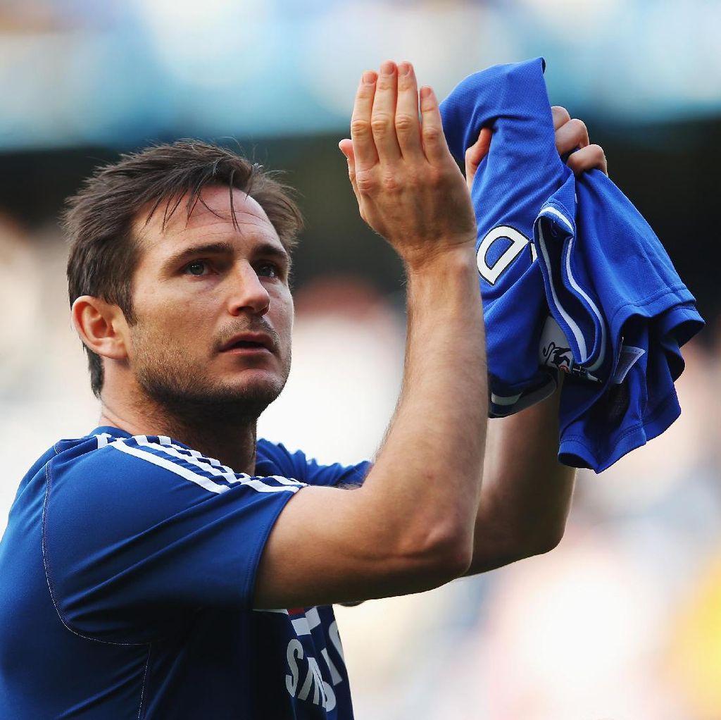 Frank Lampard Pensiun