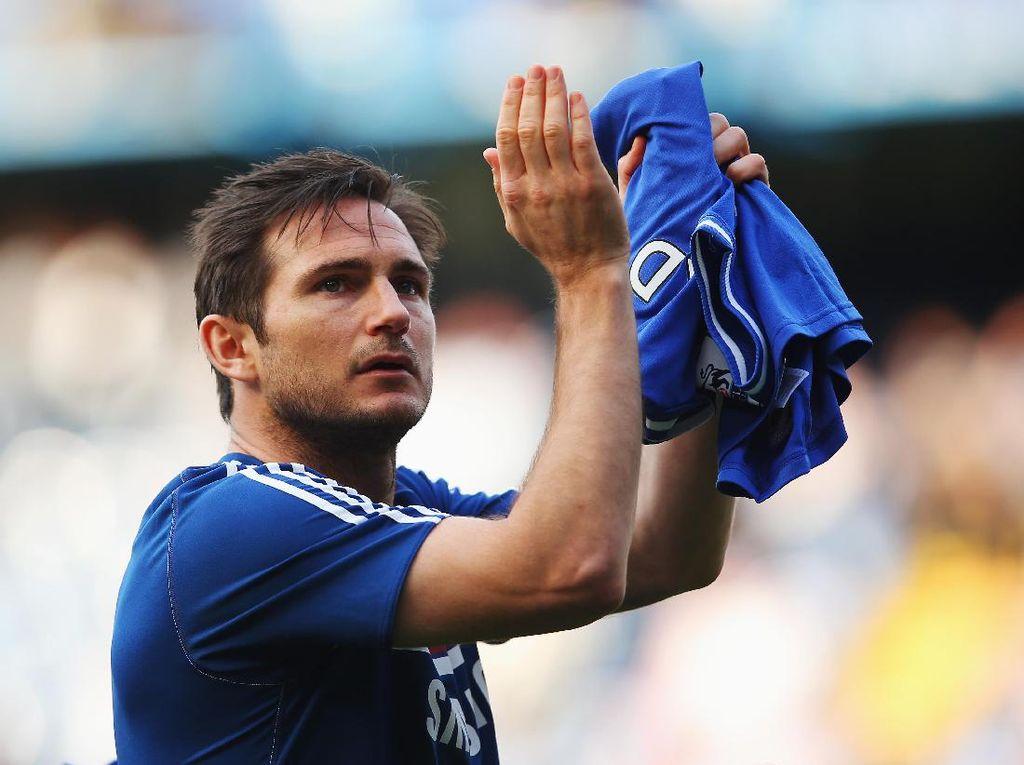 Video: Nostalgia Super Frankie Lampard sebagai Pemain Chelsea