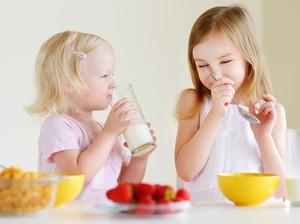 Susu Juga Bisa Diolah Jadi Camilan Sehat untuk Bekal