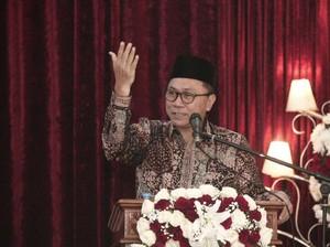 Ketua MPR Bicara Lunturnya Persaudaraan Kebangsaan