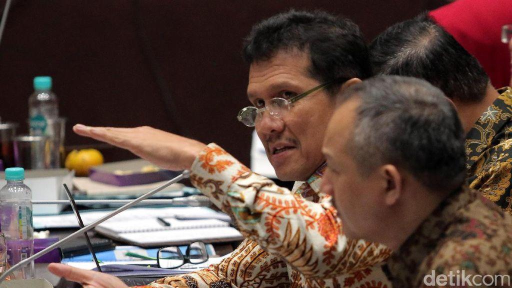 Komisi II DPR Bahas ASN dengan MenPAN-RB dan Kemendagri
