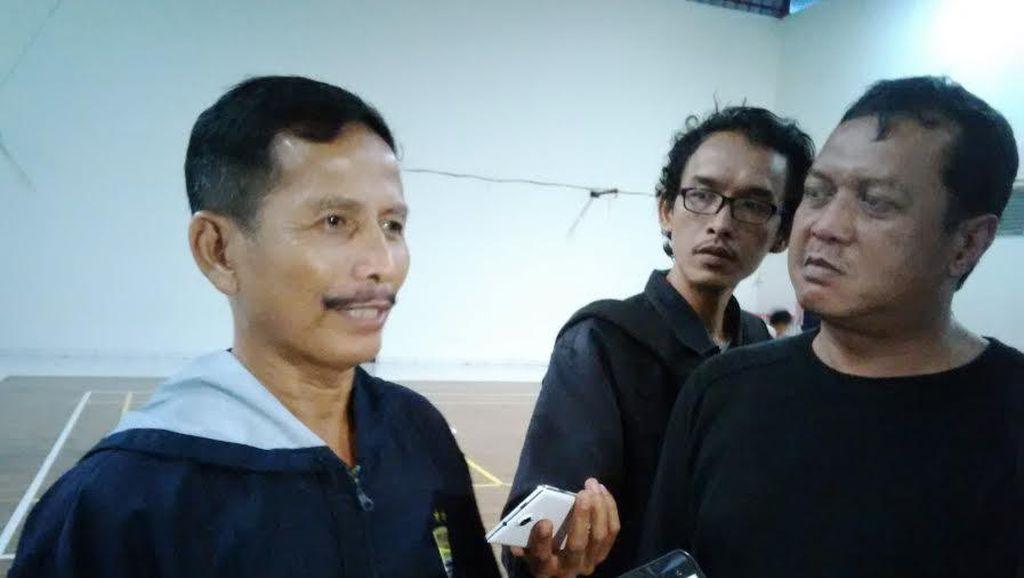 Djajang Nurdjaman Benarkan Rumor Akan Tangani PSMS Medan