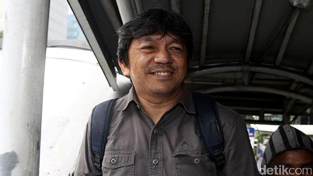 Albert Burhan Usai Jalani Pemeriksaan di KPK