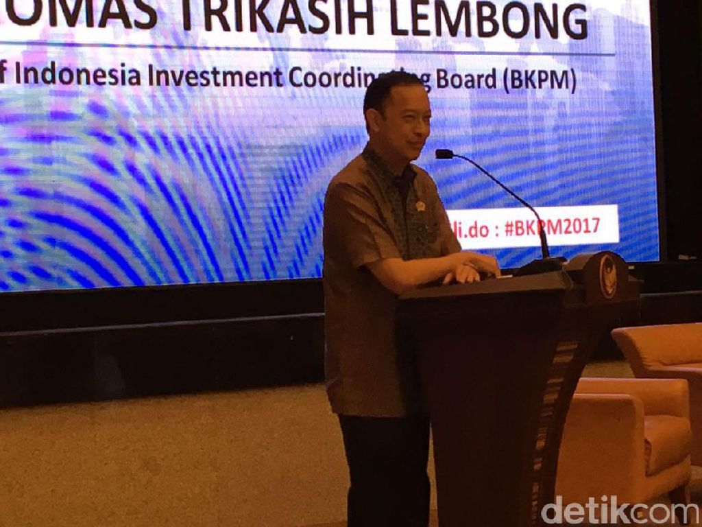Tarik Investasi Lebih Banyak, Pemerintah Revisi DNI
