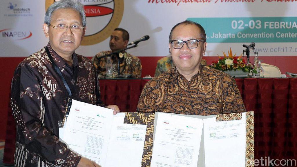 BPJS TK Gandeng Forum Rektor