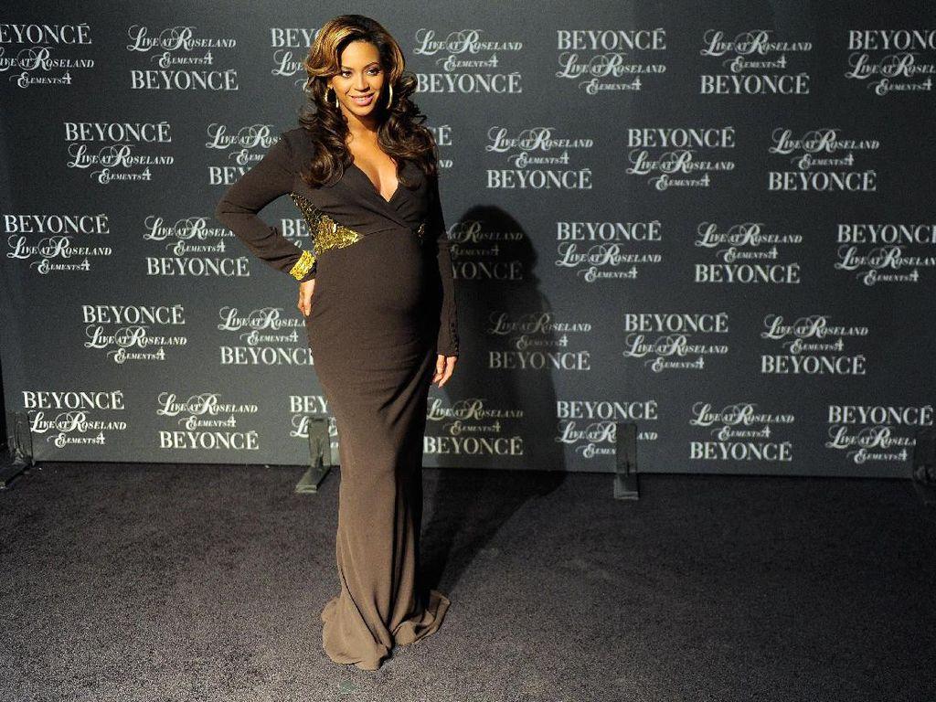 Hamil Anak Kembar, Beyonce Tetap Tampil di Coachella