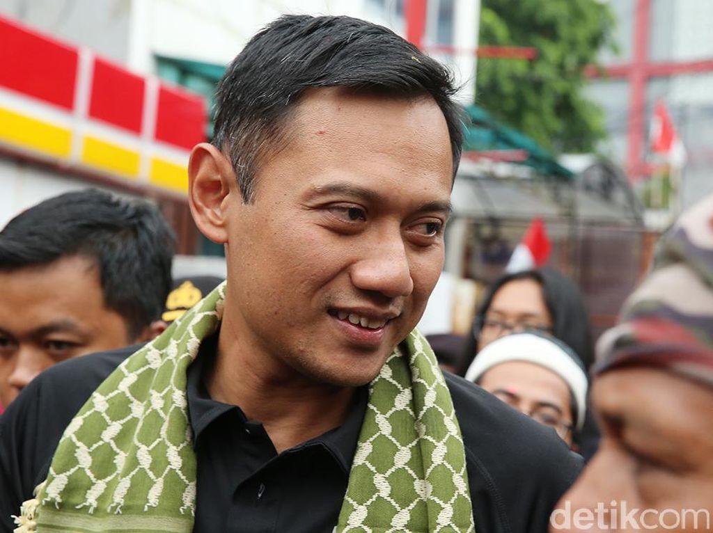 Agus Yudhoyono Ajak Warga Ikut Mengawasi Saat Pencoblosan