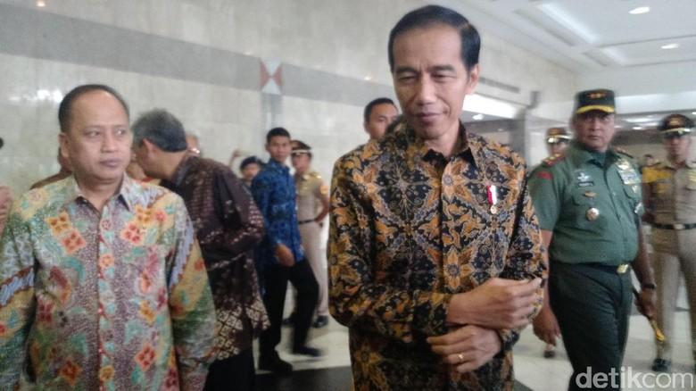 Temui Jokowi, PB PMII Singgung Kondisi Bangsa yang Cukup Panas