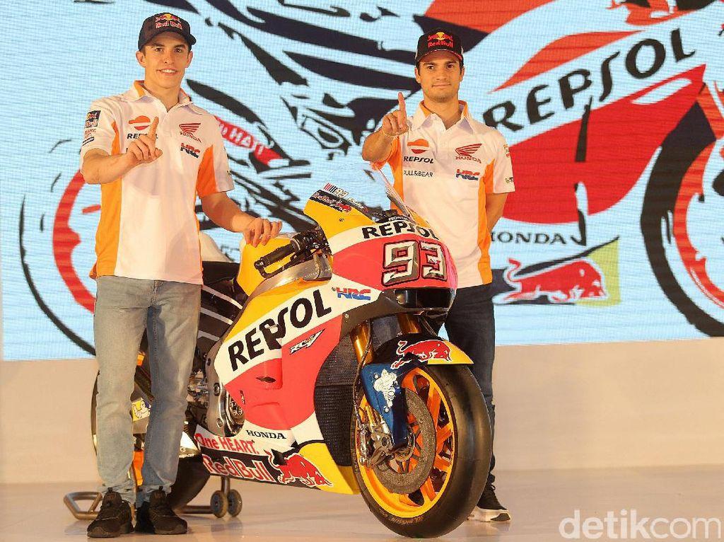 Ini Dia Jagoan Honda untuk MotoGP 2017