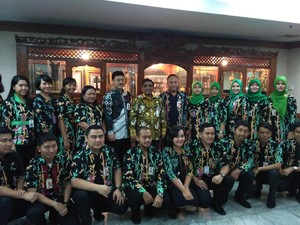 Plt Gubernur DKI: Buatlah Mereka Senyum datang ke TPS